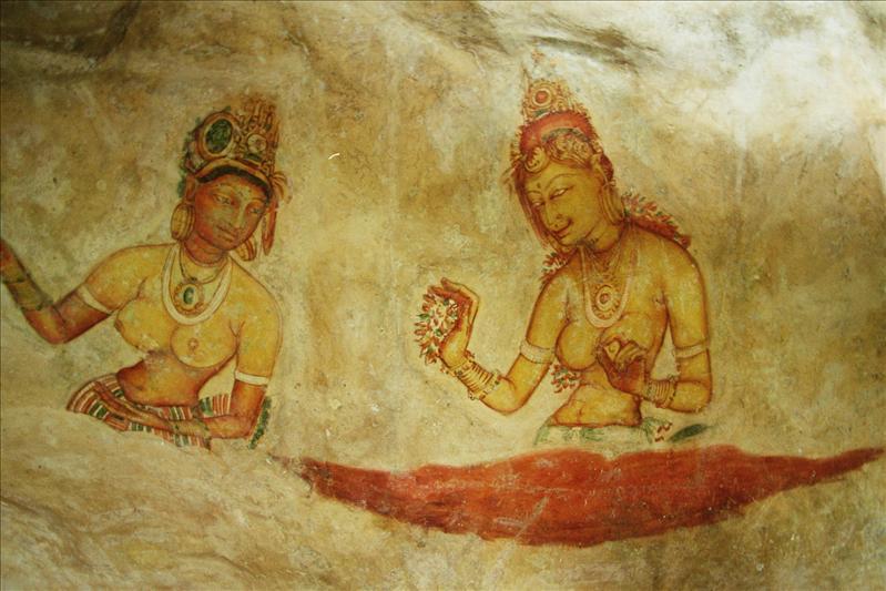 sirigaya frescoes