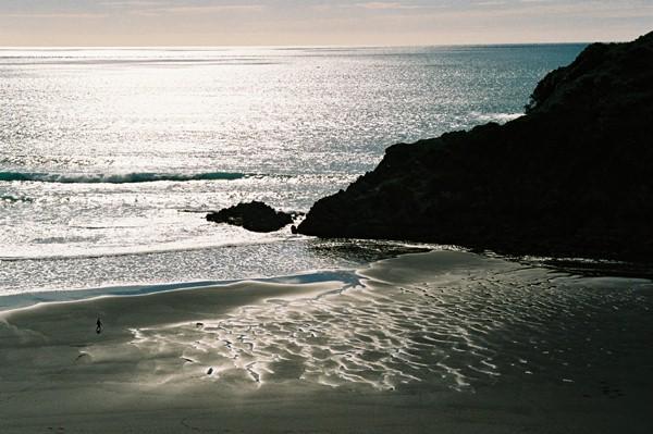 Back Beach, New Plymouth