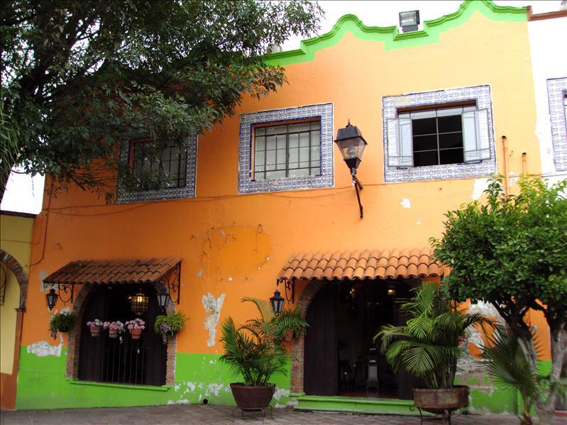 Haus in der Naehe von Guadalajara