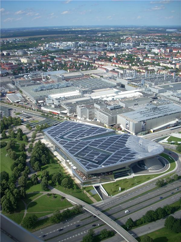 BMW factories