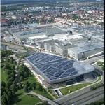 BMW factories