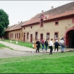 Theresienstadt concentration camp (often referred to as Terezín) was a Nazi concentration camp during World War II. It was established by the Gestapo in the fortress and garrison city of Terezín (German name Theresienstadt), located in what is now the Czech Republic