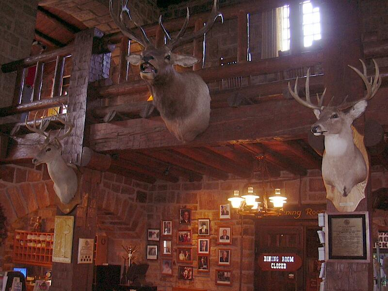 typical great American lodge