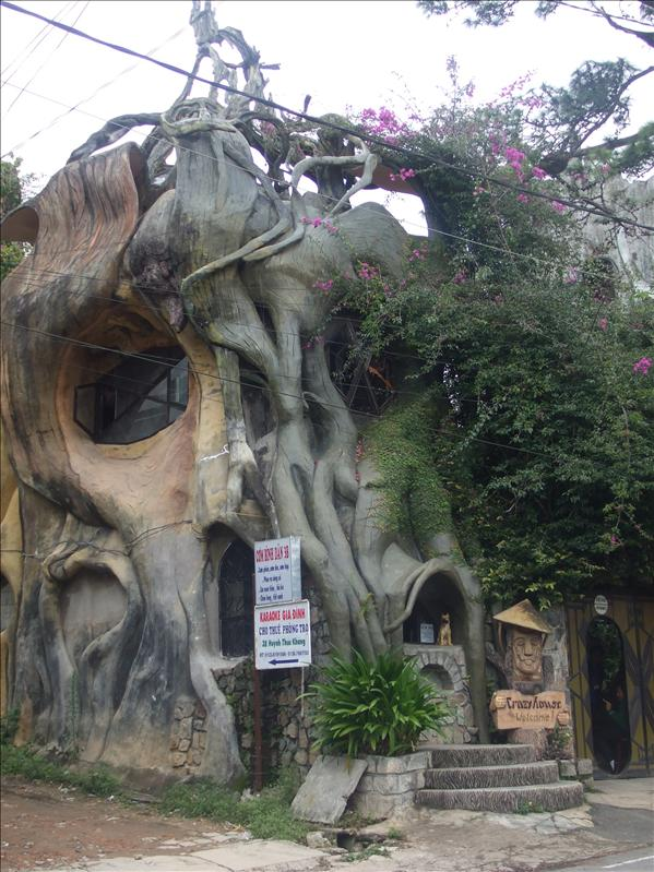 The Crazy House Dalat