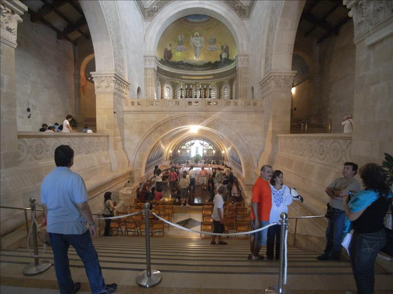 basilica of the transfiguration