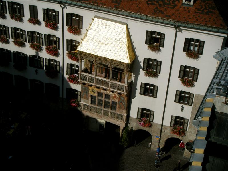 the gold roof museum..very interesting