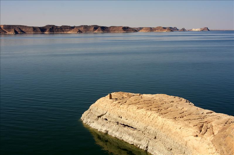 Nasser meer