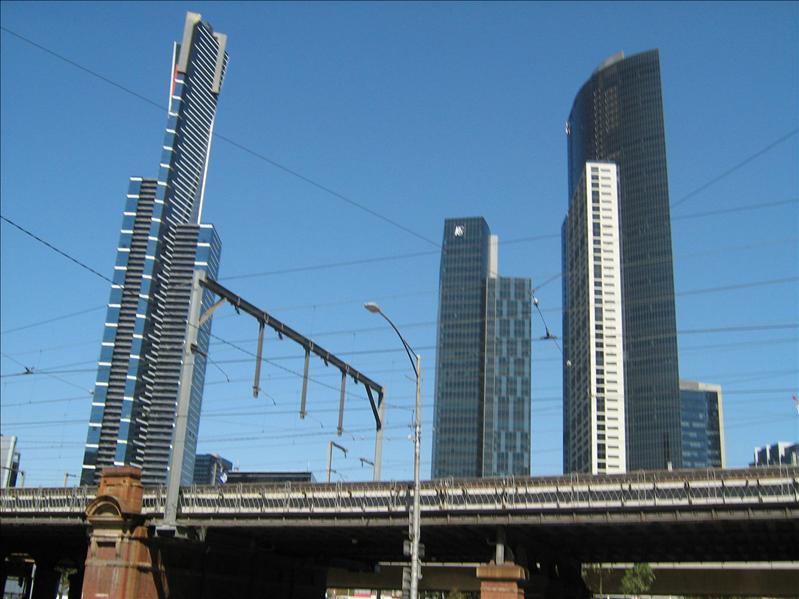 Buildings in Melbourne