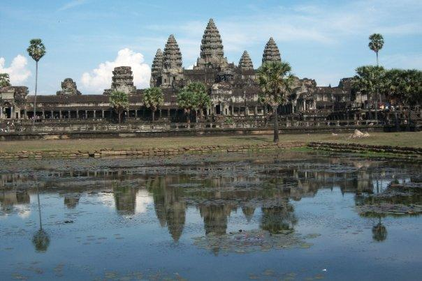 ANGKOR WAT - THE ICONIC VIEW