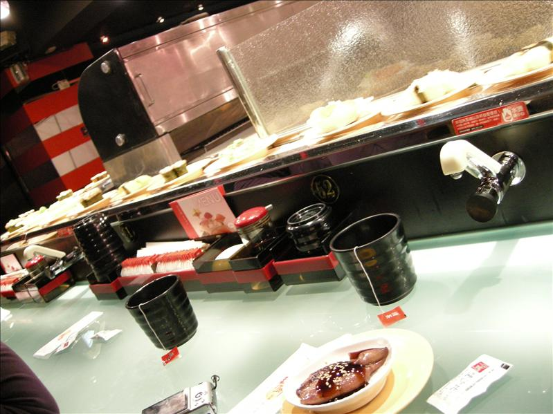 雖然味道一般,但只要比起香港,能已這個價錢吃得這個質素是幸福