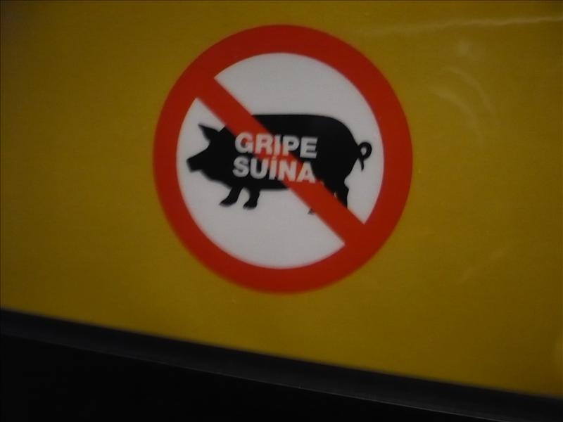 Schweinegrippe - az izé influenza ;)