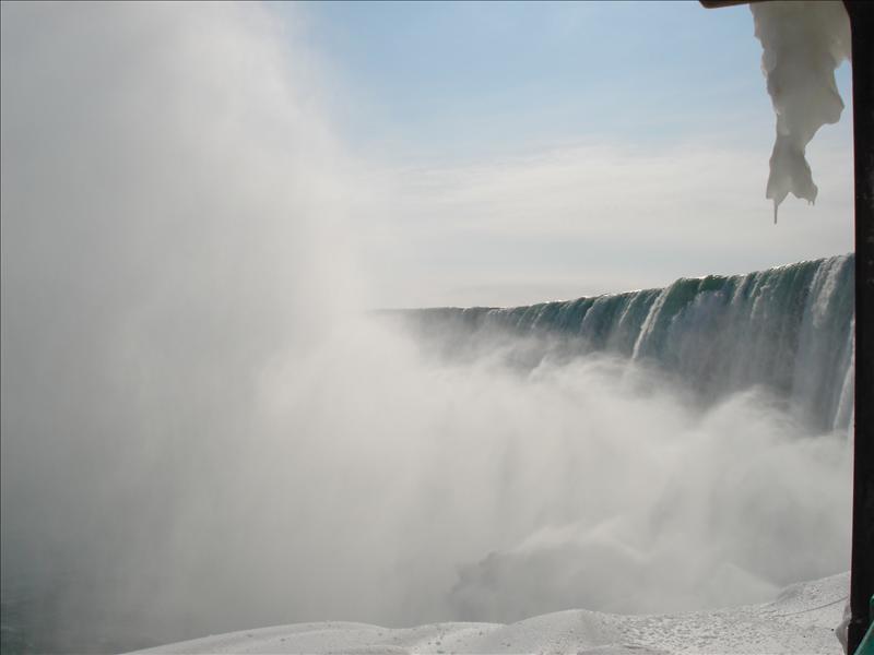 The Niagara under.4
