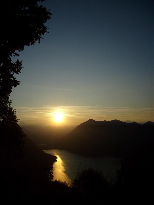 vista dal Monte Boglia•2009