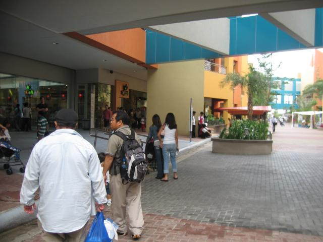 Mall of Asia Entrance