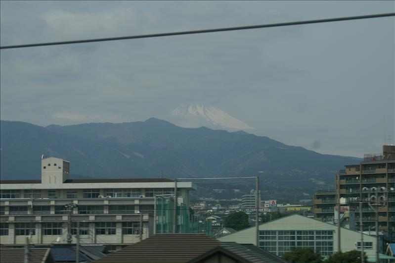 Fujisan at speed