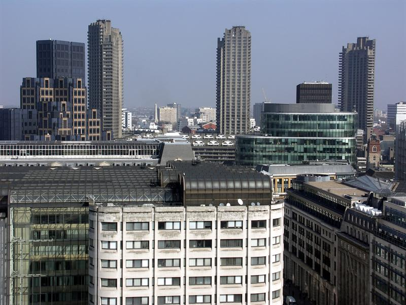 BT Building, Barbican towers