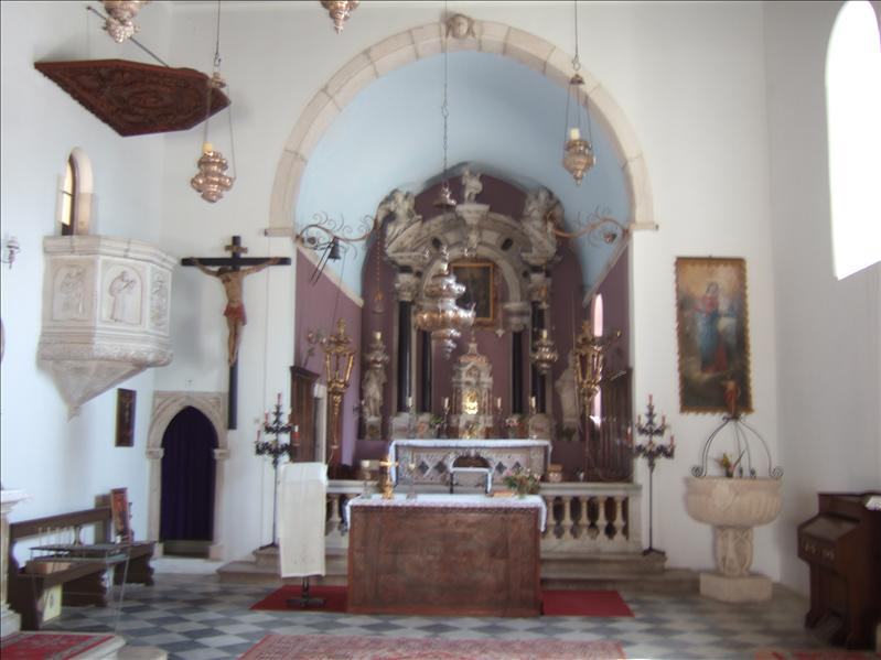 Church of St Nikola, Perast