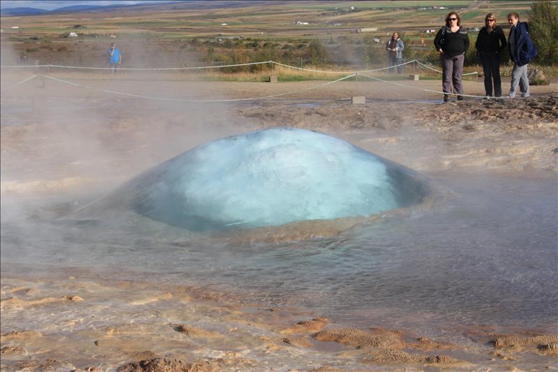karstas vandenukas verda