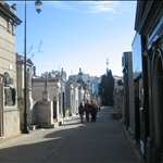 Recolletta Cemetery