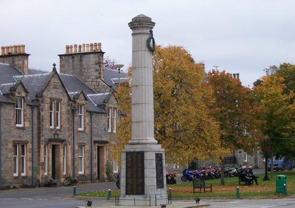 GRANTOWN-ON-SPEY, OCT 2007