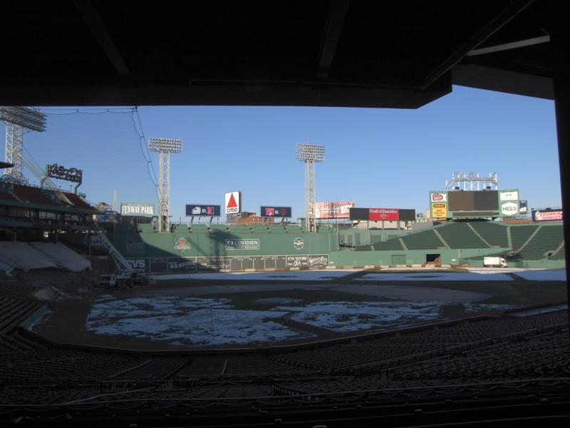 Fenway Park - HDR - Boston, MA