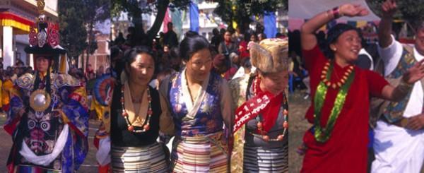 Nepalese festival