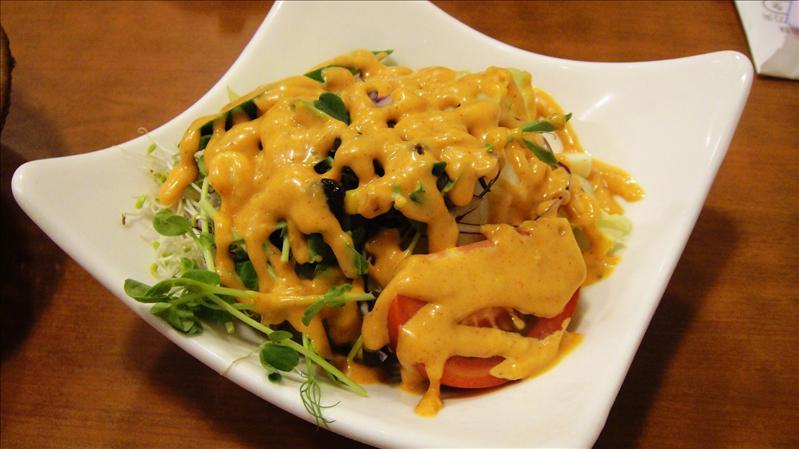 幸福套餐生菜沙拉-2