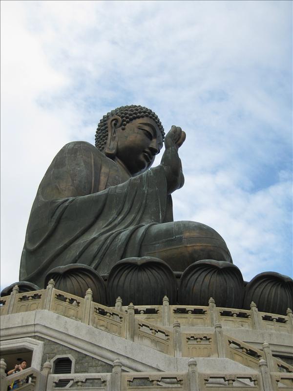 Giant Buddha - Largest sitting Buddha statue