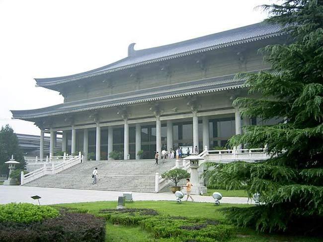 Shaanxi History Musuem--www.china-tour.cn