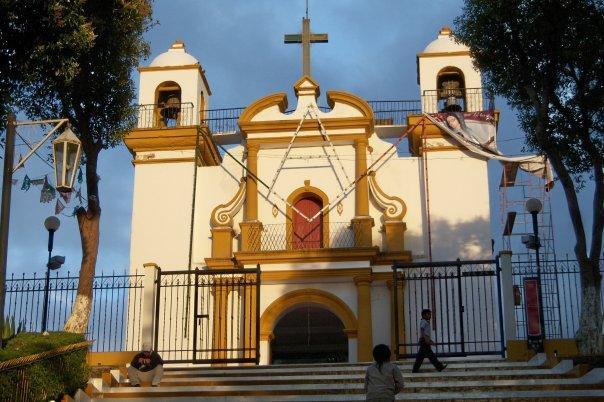 SAN CRISTOBAL DE LAS CASAS - TEMPLO DE GUADALUPE