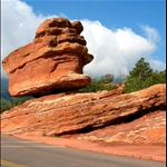 Garden Of Gods- A Dramatic Sandstone Place