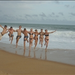 gruesse nach ecuador=D - Ash, me, Konrad, Jens, Charlotte, Alex, Benita, Cora