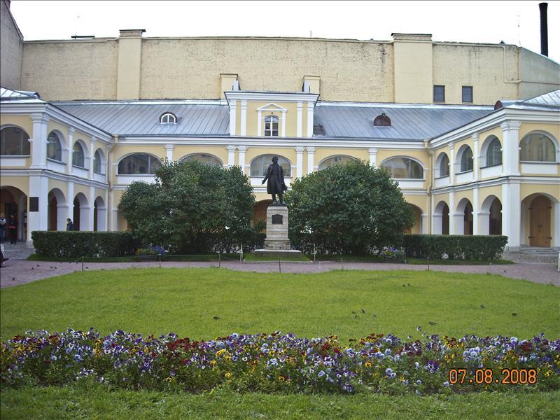 Pushkin's museum