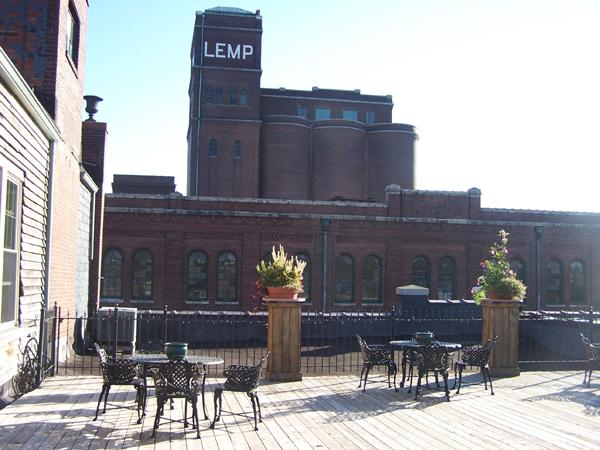 The Lemp Brewery is no longer active