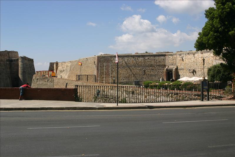 Ceuta Fortress