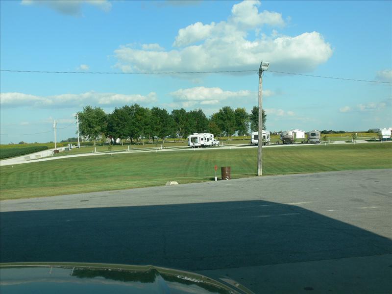 Kellogg Camp site