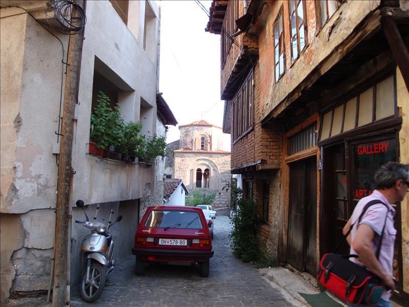 ohrid old street