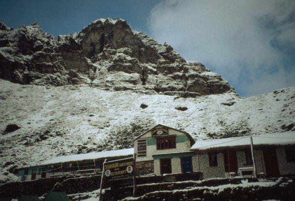 MACHHAPUCHARE BASE CAMP, ANNAPURNAS