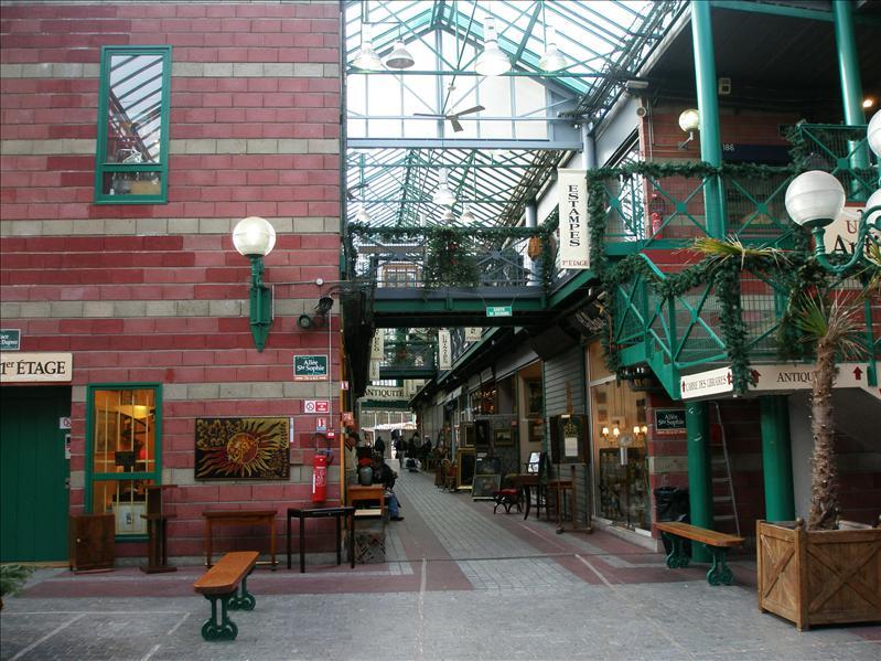 Flea Market in Paris