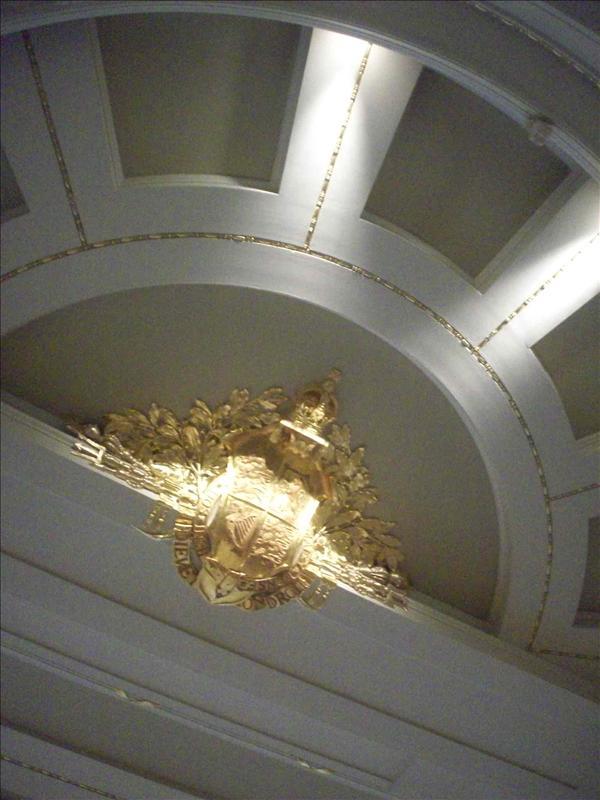 pretty ceiling