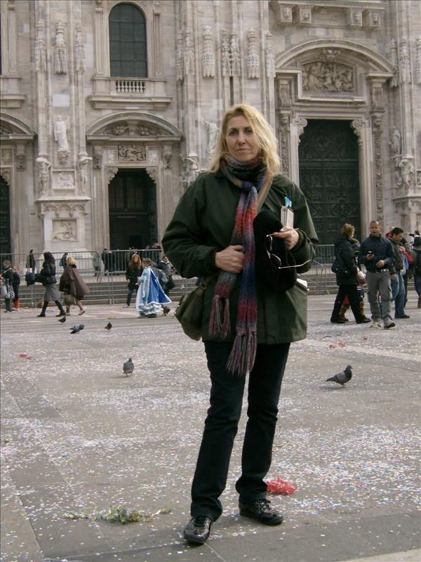 Milan  Duomo Place