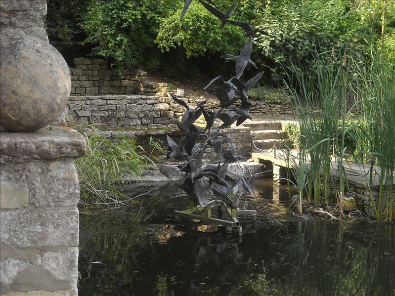 Manoir gardens