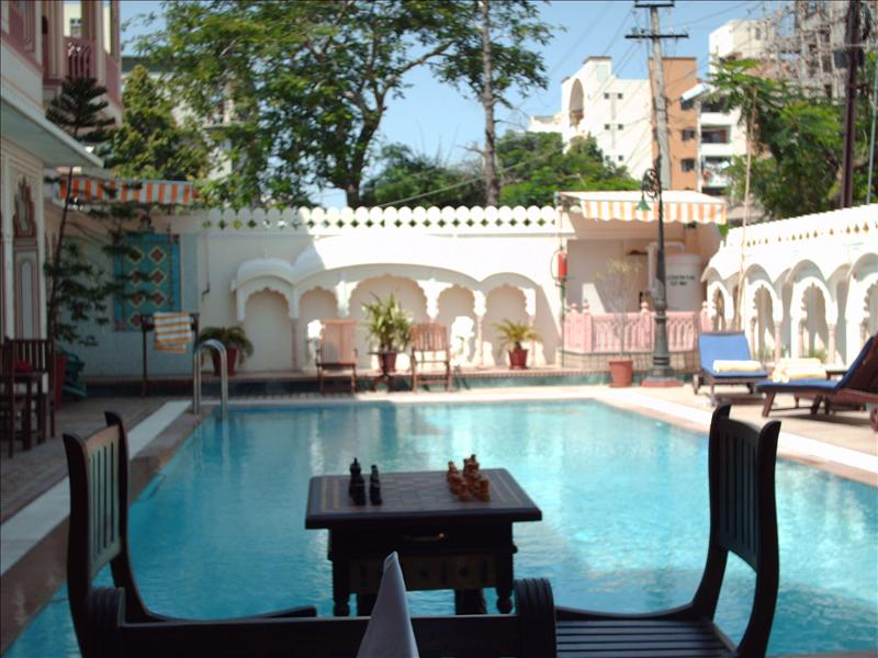 Shahpura House - pool