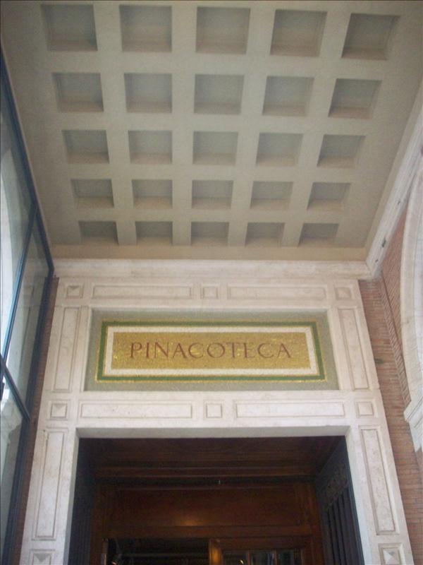 Pinacoteca.