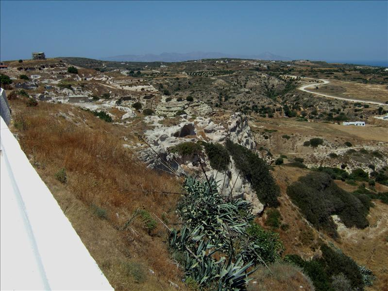 View from the Edge of Kefalos