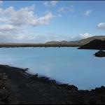 Islandijos melynoji laguna