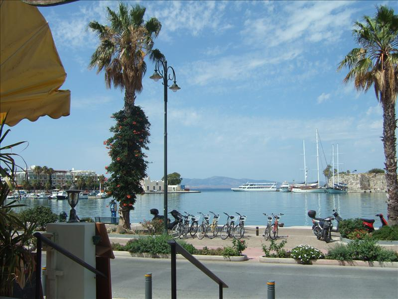 Kos Town - The Harbour