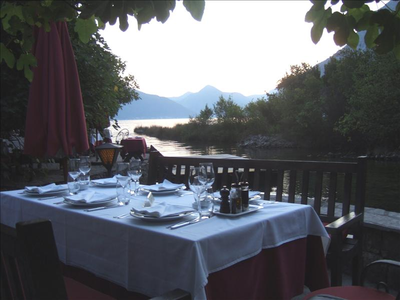 Stari Mlini Restaurant, Ljuta