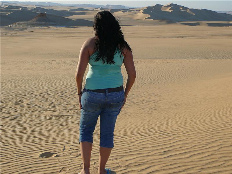 Siwa - Woestijn Meliza 4