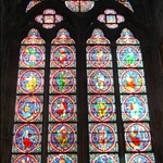 Window at Notre Dame